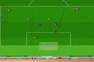 Dino Dini's Kick Off Revival Screenshot