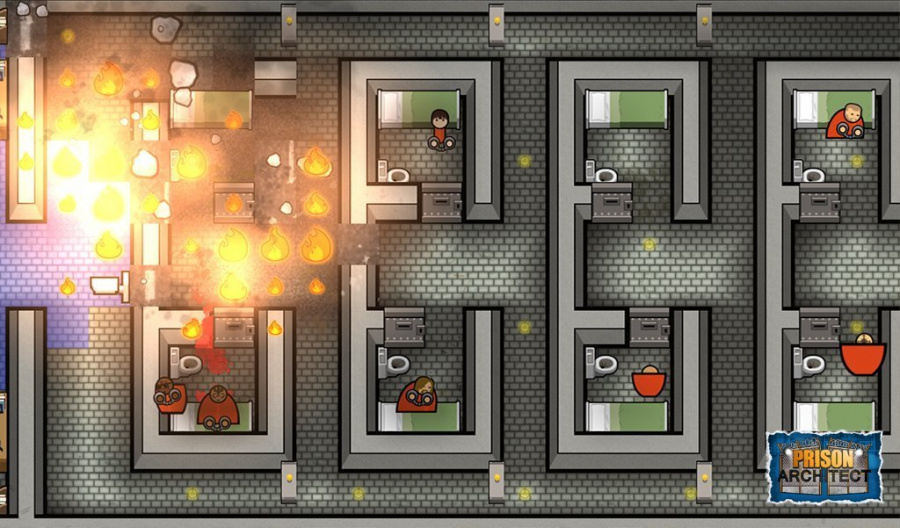 Prison Architect Review - Screenshot 5 of 5