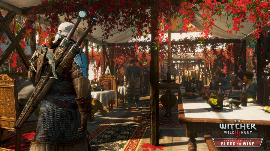 The Witcher 3: Wild Hunt - Blood and Wine Review - Screenshot 1 of 4