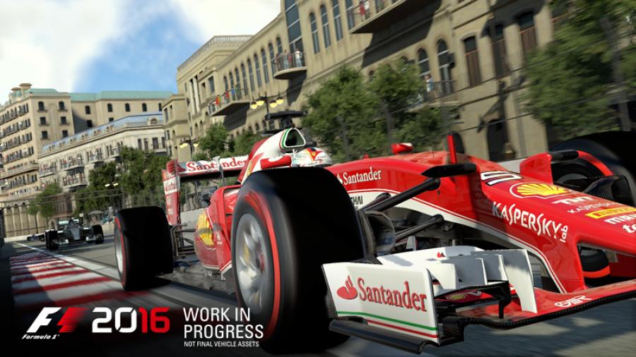 F1 2016 Review - Screenshot 4 of 6