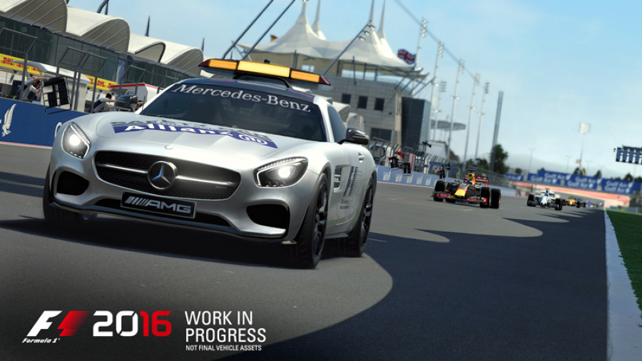 F1 2016 Review - Screenshot 1 of 6