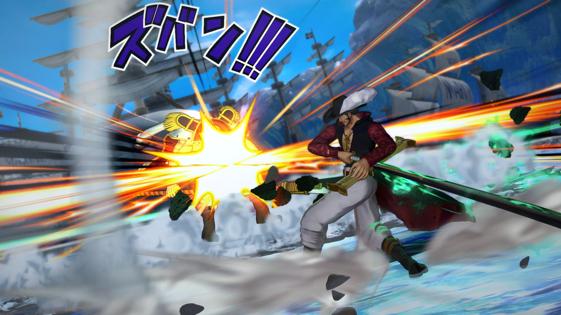One Piece: Burning Blood (PS4 / PlayStation 4) Screenshots