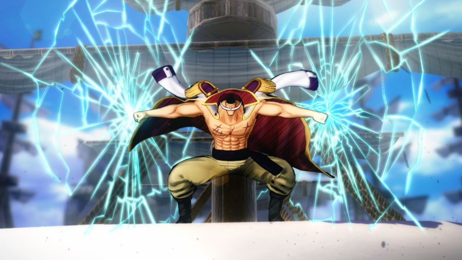 One Piece: Burning Blood Review - Screenshot 1 of 5