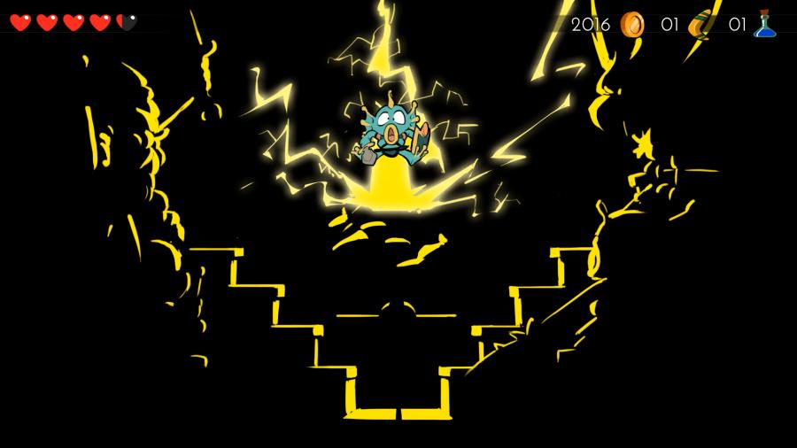 Wonder Boy: The Dragon's Trap Review - Screenshot 3 of 3