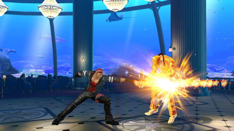 The King of Fighters XIV Review - Screenshot 1 of 4