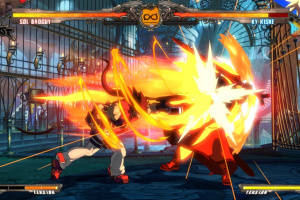 Guilty Gear Xrd -REVELATOR- Screenshot
