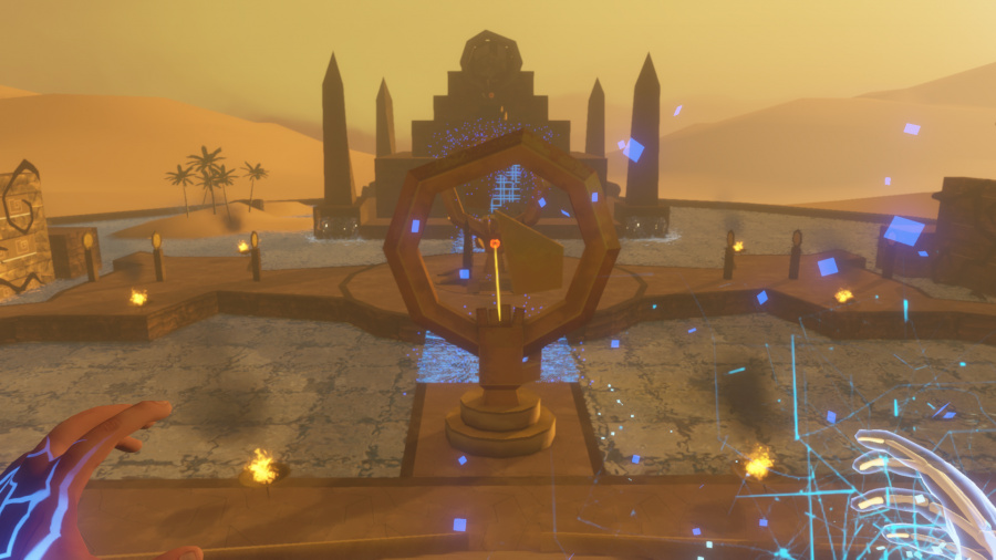 Soul Axiom Review - Screenshot 1 of 3