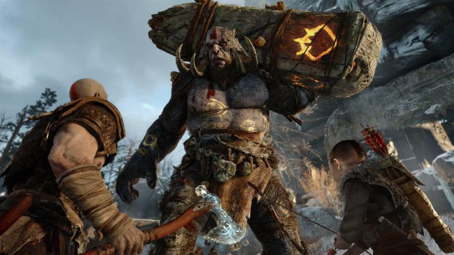 God of War Review - Screenshot 2 of 4