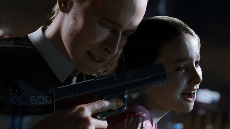 Detroit: Become Human Review - Screenshot 5 of 5