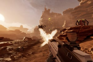 Farpoint Screenshot