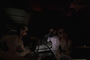Until Dawn: Rush of Blood Screenshot