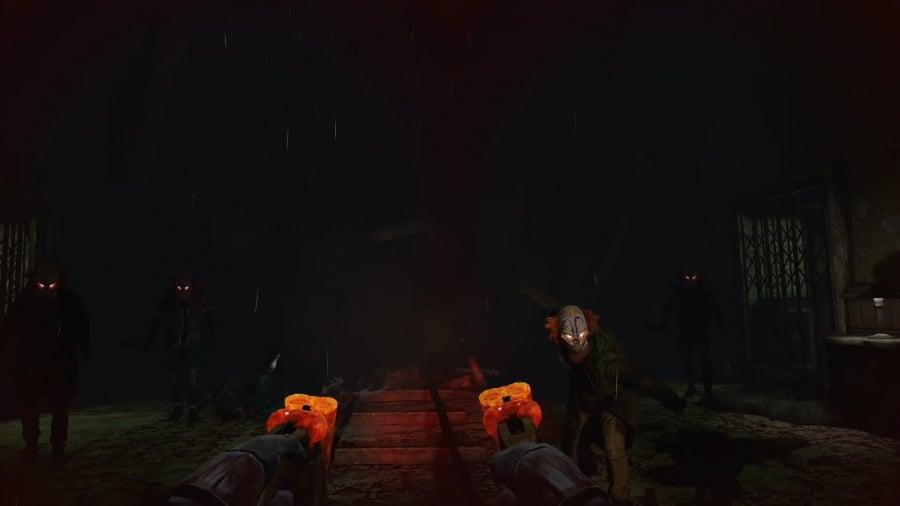 Until Dawn: Rush of Blood Review - Screenshot 1 of 4