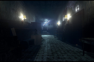 N.E.R.O.: Nothing Ever Remains Obscure Screenshot