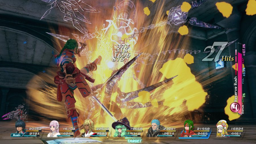 Star Ocean: Integrity and Faithlessness Review - Screenshot 1 of 6