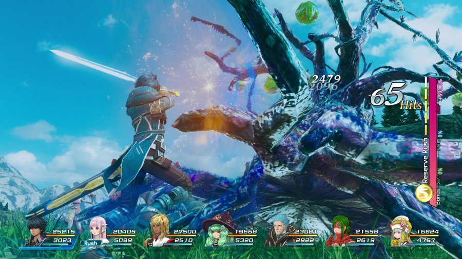 Star Ocean: Integrity and Faithlessness Review - Screenshot 3 of 6