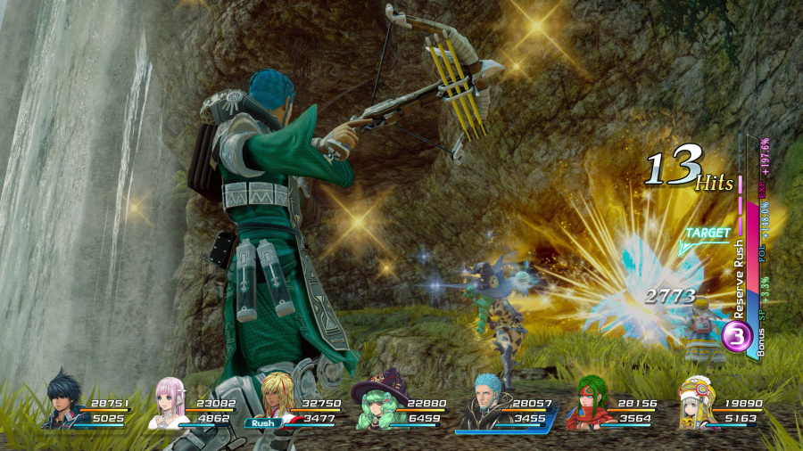 Star Ocean: Integrity and Faithlessness Review - Screenshot 1 of 5