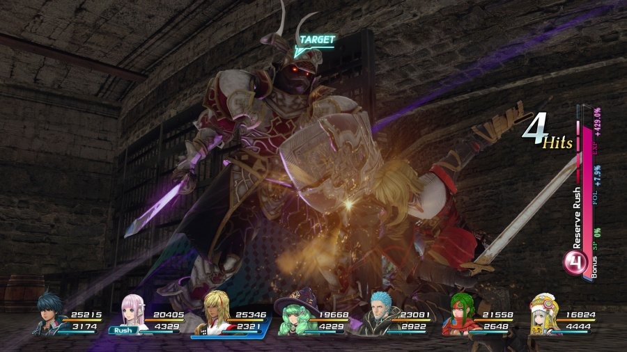 Star Ocean: Integrity and Faithlessness Review - Screenshot 2 of 5