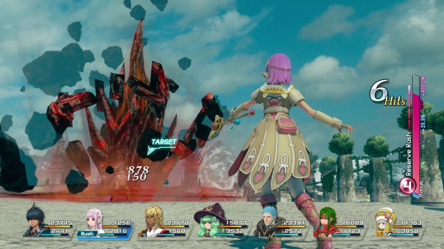 Star Ocean: Integrity and Faithlessness Review - Screenshot 4 of 6