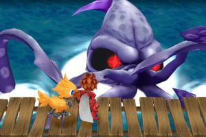 Adventures of Mana Screenshot
