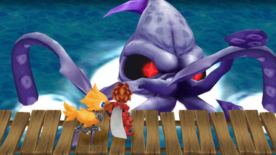 Adventures of Mana Review - Screenshot 1 of 3