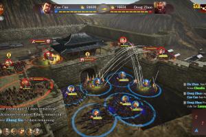 Romance of the Three Kingdoms XIII Screenshot