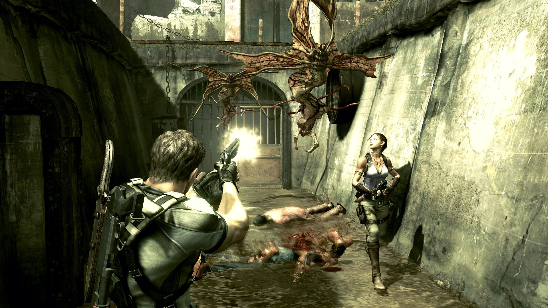 Resident Evil 5 Review Ps4 Push Square