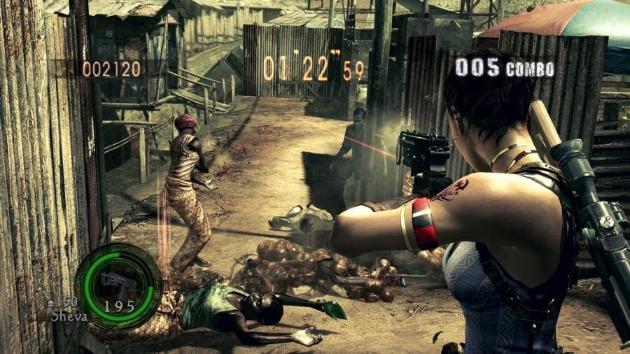 Resident Evil 5 Review - Screenshot 2 of 4
