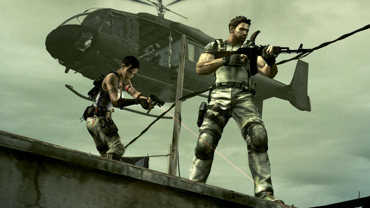 Resident Evil 5 Ps4 Playstation 4 News Reviews