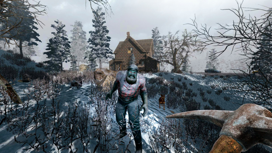 7 Days to Die Review - Screenshot 1 of 3