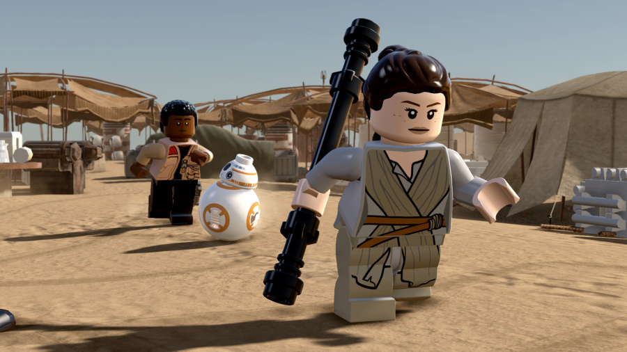 LEGO Star Wars: The Force Awakens Review - Screenshot 3 of 4