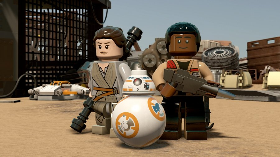 LEGO Star Wars: The Force Awakens Review - Screenshot 4 of 4