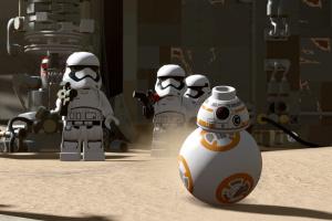 LEGO Star Wars: The Force Awakens Screenshot