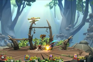 Brawlout Screenshot
