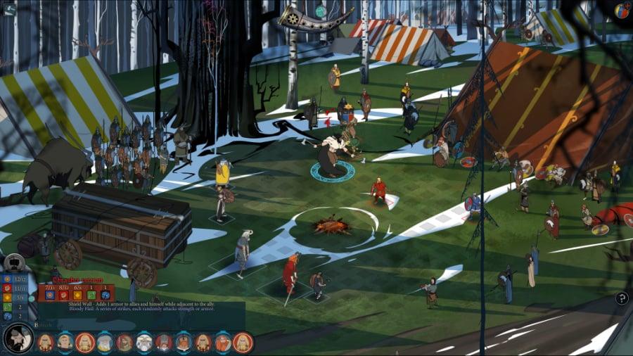 The Banner Saga 2 Review - Screenshot 1 of 4