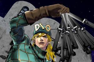 JoJo's Bizarre Adventure: Eyes of Heaven Screenshot
