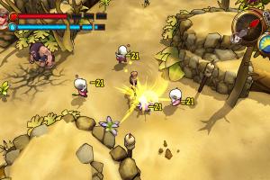 Lost Sea Screenshot