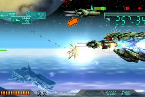 Assault Suit Leynos Screenshot