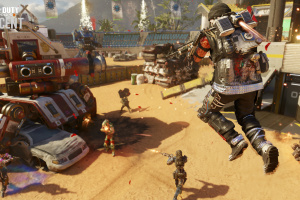 Call of Duty: Black Ops III - Descent Screenshot