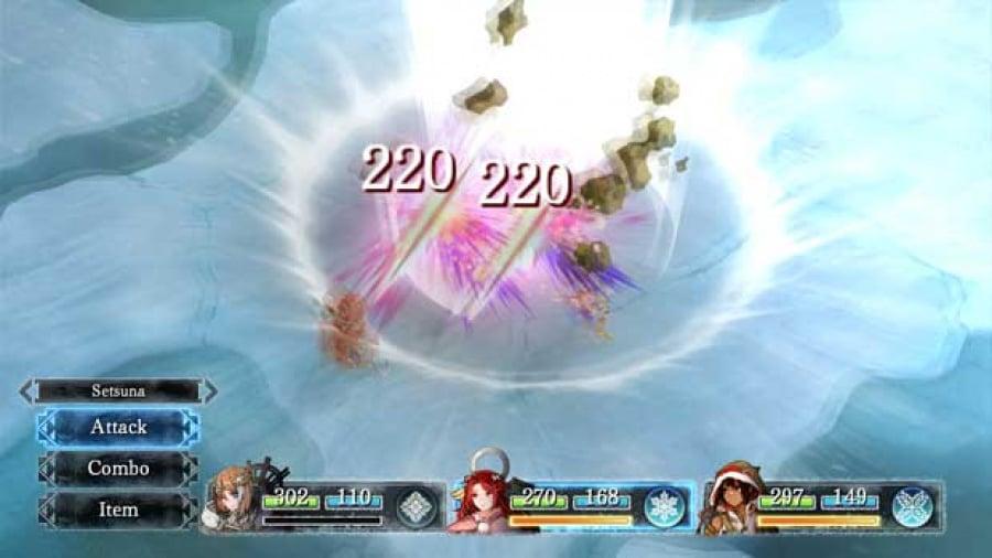 I Am Setsuna Review - Screenshot 2 of 5