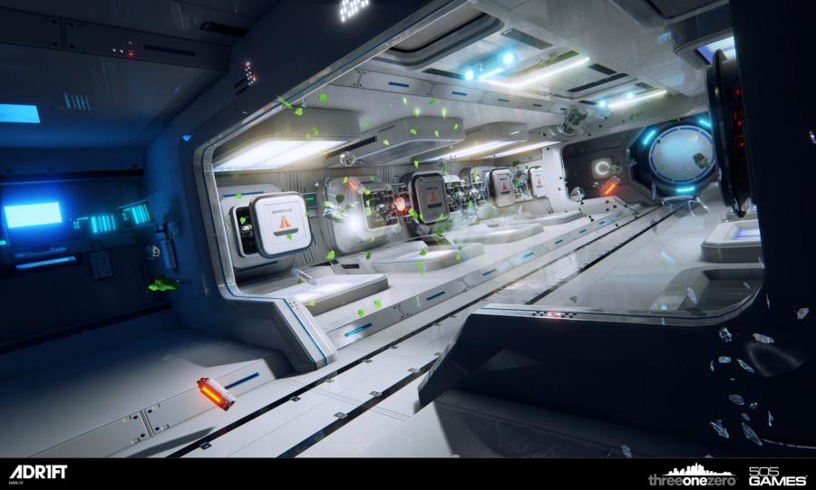 Adr1ft Review - Screenshot 1 of 3