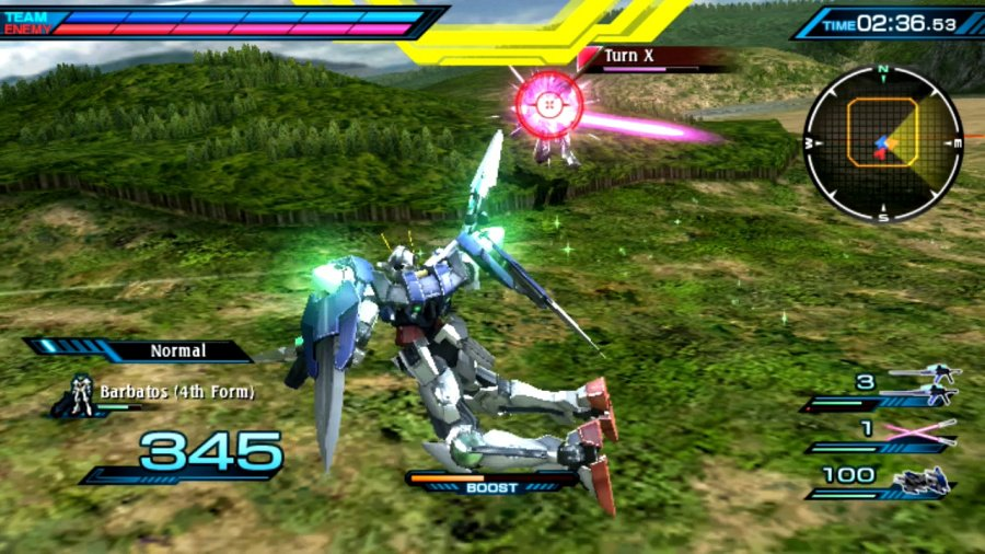 Mobile Suit Gundam: Extreme VS-Force Review - Screenshot 1 of 3
