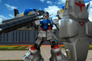 Mobile Suit Gundam: Extreme VS-Force Screenshot
