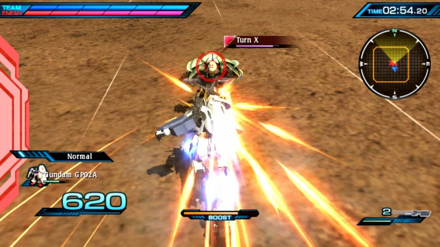 Mobile Suit Gundam: Extreme VS-Force Review - Screenshot 3 of 4