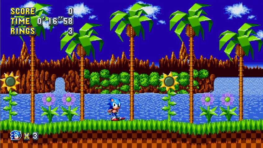 'Sonic Mania' Releases Tomorrow - Here's The Launch Trailer