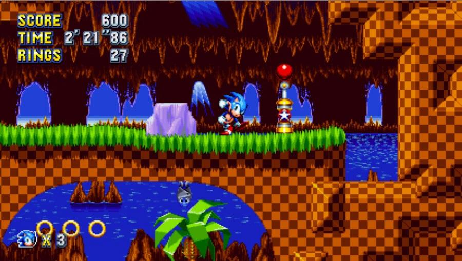 Sonic Mania Review - Screenshot 2 of 3