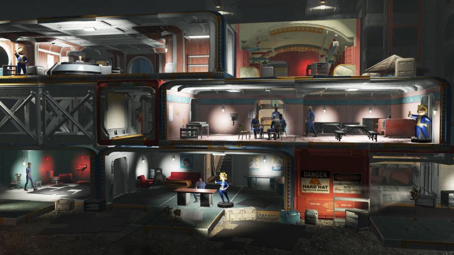 Fallout 4: Vault-Tec Workshop Review - Screenshot 3 of 3