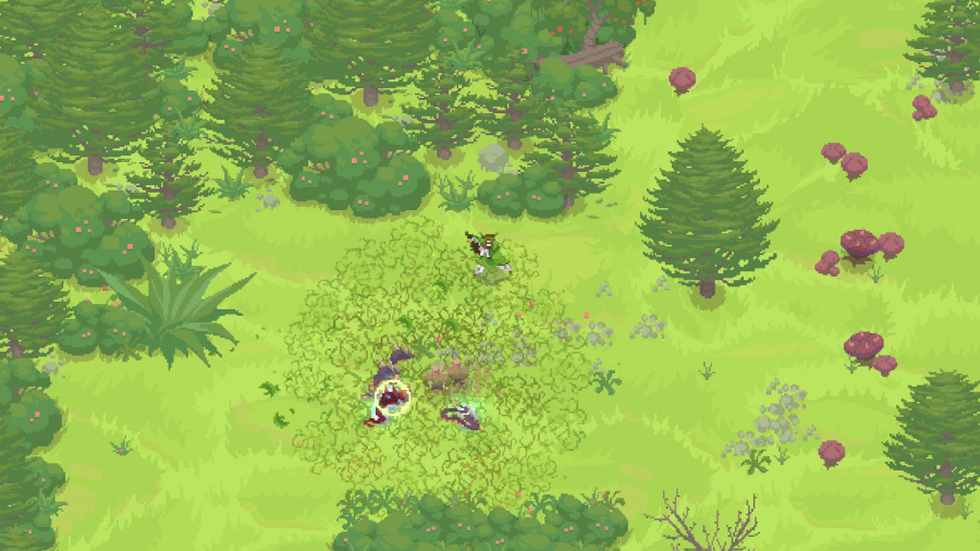 Moon Hunters Review - Screenshot 2 of 4