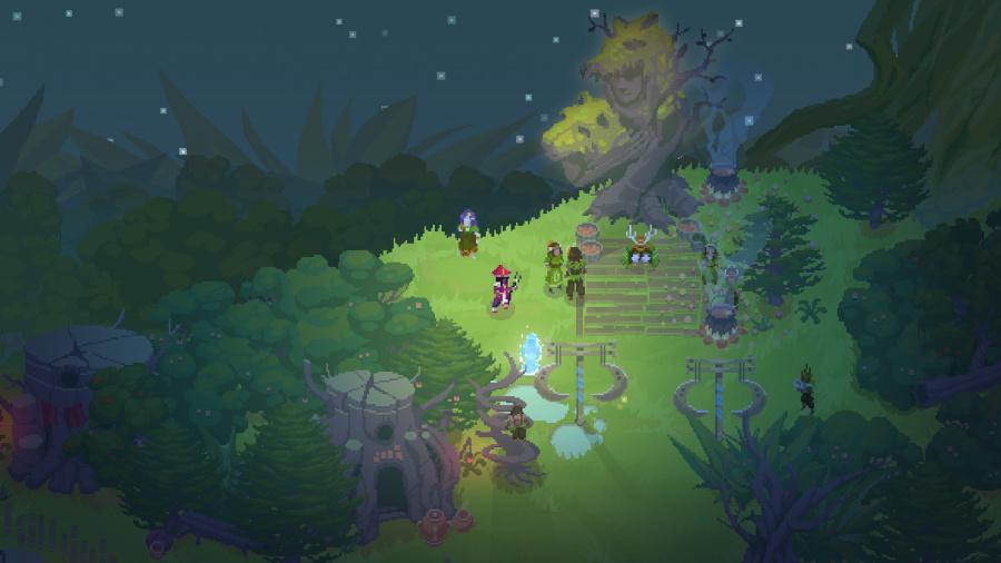Moon Hunters Review - Screenshot 4 of 4