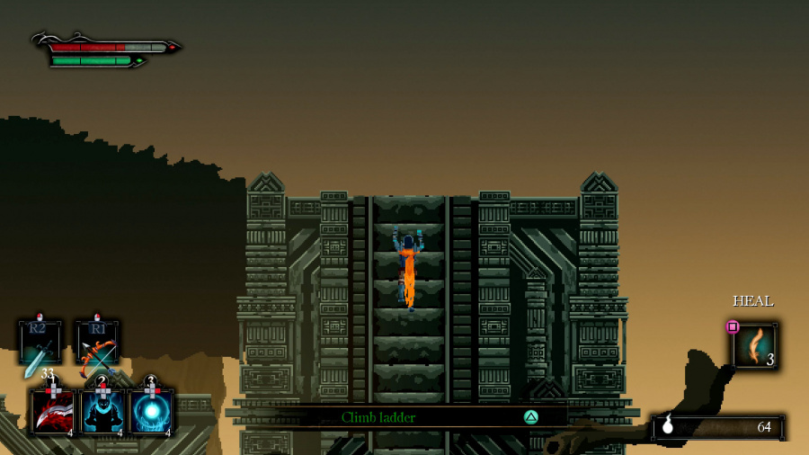 Death's Gambit Review - Screenshot 1 of 3