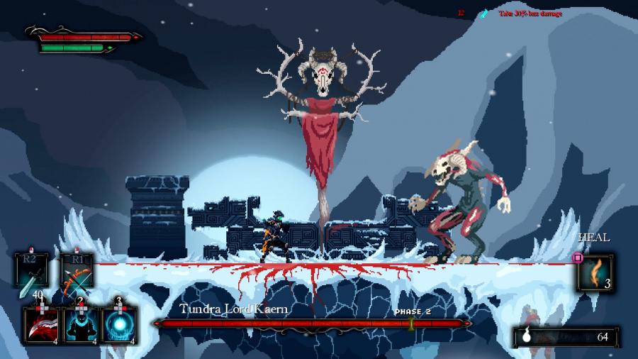 Death's Gambit Review - Screenshot 1 of 4